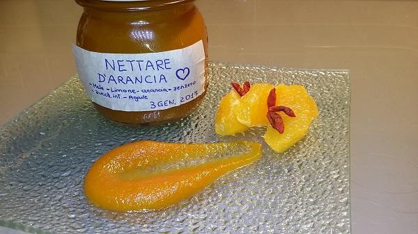 Nettare d'Arancia - Composta d'Arance Siciliane e Zenzero Fresco Home Made