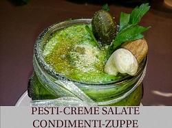 Pesti Creme Salate Condimenti Zuppe