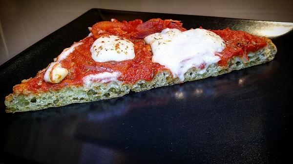 Pizza Integrale Vegana Quasi Senza Glutine