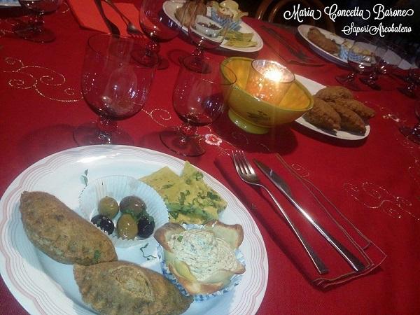Pranzo di Natale Vegan - Antipasti Vegani