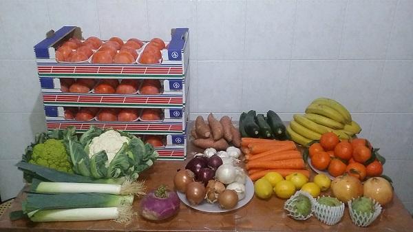 Ricarica Frutta e Verdura