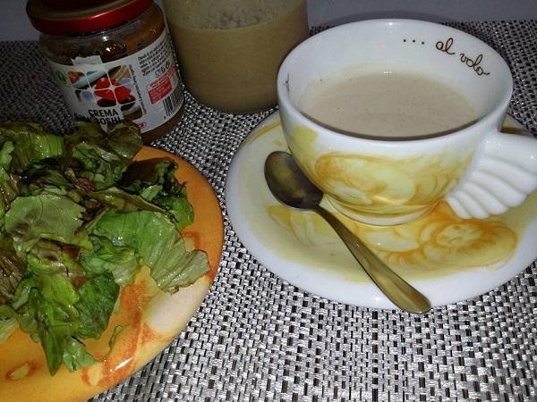 Salad Dressing con Thaini, Umeboshi e Limone